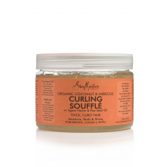Coconut & Hibiscus Curling Gel Soufflé