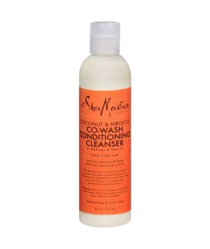 Coconut & Hibiscus Co-wash Conditoning Cleanser