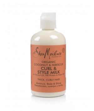 Coconut & Hibiscus Curl & Style Milk