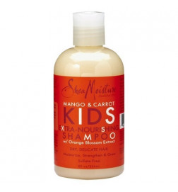 Mango & Carrot  Kids Extra-Nourishing Shampoo