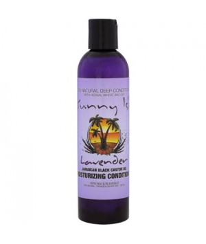 Black Castor Oil Mosturizing Lavender Moisturizing Conditioner