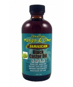 Black Castor Oil Amla