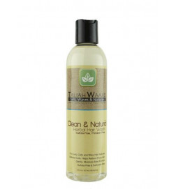 Clean & Natural Herbal Hair Wash