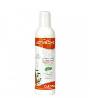 Shampooing régénérant à la carotte