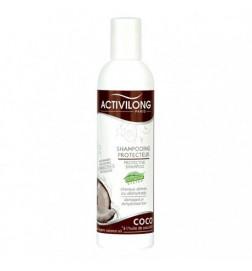 Shampooing protecteur à l'huile de coco bio