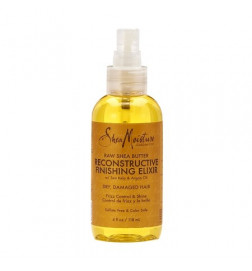 Raw Shea Butter Reconstructive Finishing Elixir