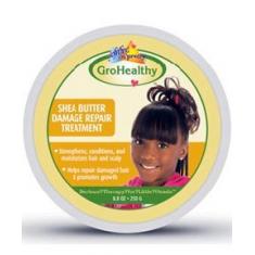 Traitement au Beurre de Karité pour réparation des Dommages pour enfants