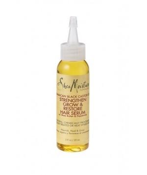 Jamaican Black Castor Oil Strengthen & Grow Restorative Hair Serum