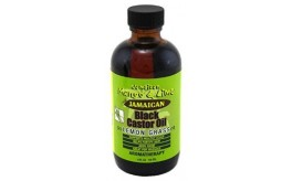 Black Castor Oil Lemon Grass