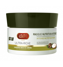 masque nutrition intense aux huiles de baobab et de coco. Black Bedroom Furniture Sets. Home Design Ideas
