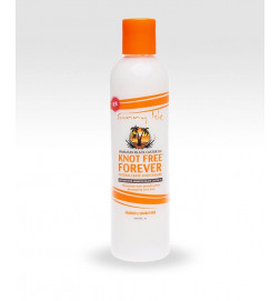 Black Castor Oil Knot Free Forever Natural Leave in Detangler