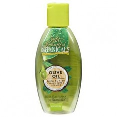 Huile de Traitement Ultra Nourrissante à l'huile d'Olive