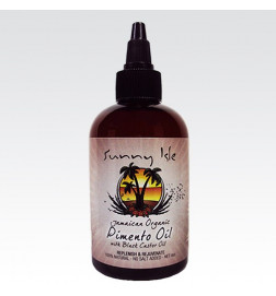 Huile de Piment avec de l'huile de Ricin Noir