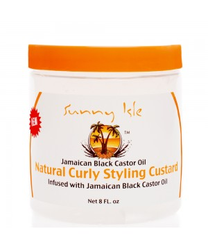 Natural Curly Styling Custard
