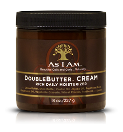As I Am Classic Double Butter Cream