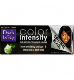 Color Intensity Anti-dryness permanent Hair Colour Noir Naturel