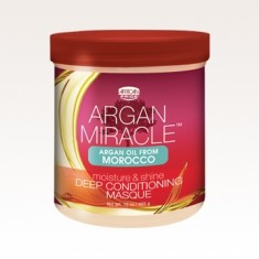 Argan Miracle Moisture and Shine Deep Conditioning Masque