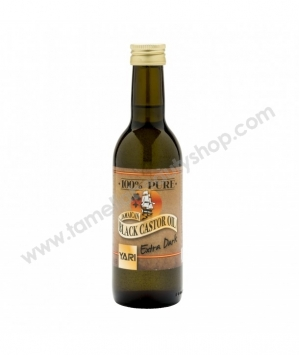 100 % Pure Extra Black Castor Oil