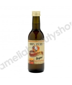 100 % Pure  Black Castor Oil Original