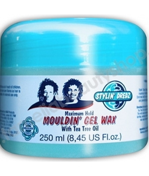 Mouldin Gel Wax Maximum Hold