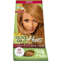 ORS Olive Oil Hues Vitamines and Oil Creme Color Raging Red Honey Blond