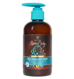 Aloe Shampoo & Wash