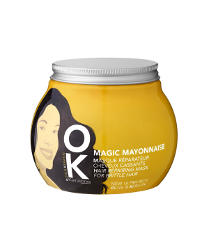 Magic Mayonnaise Masque Réparateur Cheveux Cassants