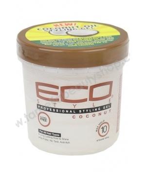Coconut Oil Styling Gel