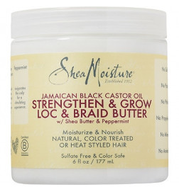 Jamaican Black Castor Oil Strengthen & Grow Loc & Braid Butter