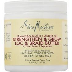 Jamaican Black Castor Oil Strengthen & Grow Loc & Braid Butter