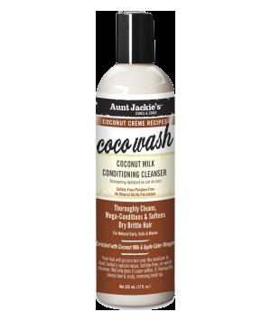 Shampooing Hydratant au Lait de Coco Coco Wash