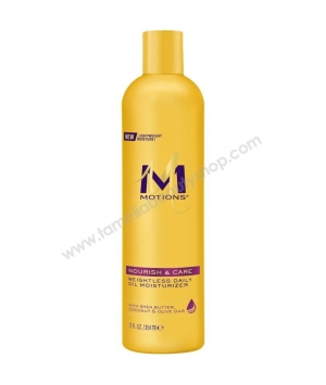 Oil Moisturizer Hair Lotion