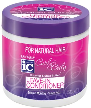 Curly & Coily - Leave in Conditioner