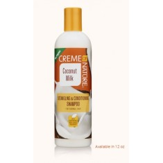 Coconut Milk Detangling & Conditioning Shampoo