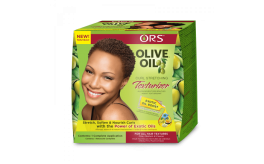 Olive Oil Curl Stretching Texturizer