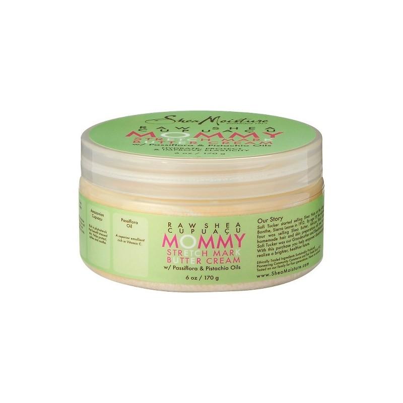 Raw Shea Cupuaçu Mommy Stretch Mark Butter Cream