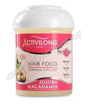 Actigloss Pommade Capillaire Jojoba et Macadamia