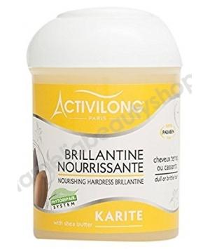 Brillantine Nourrissante au beurre de Karité