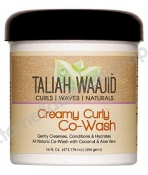 Cream Curly Co Wash