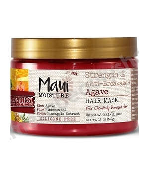Masque Agave force et anti-casse