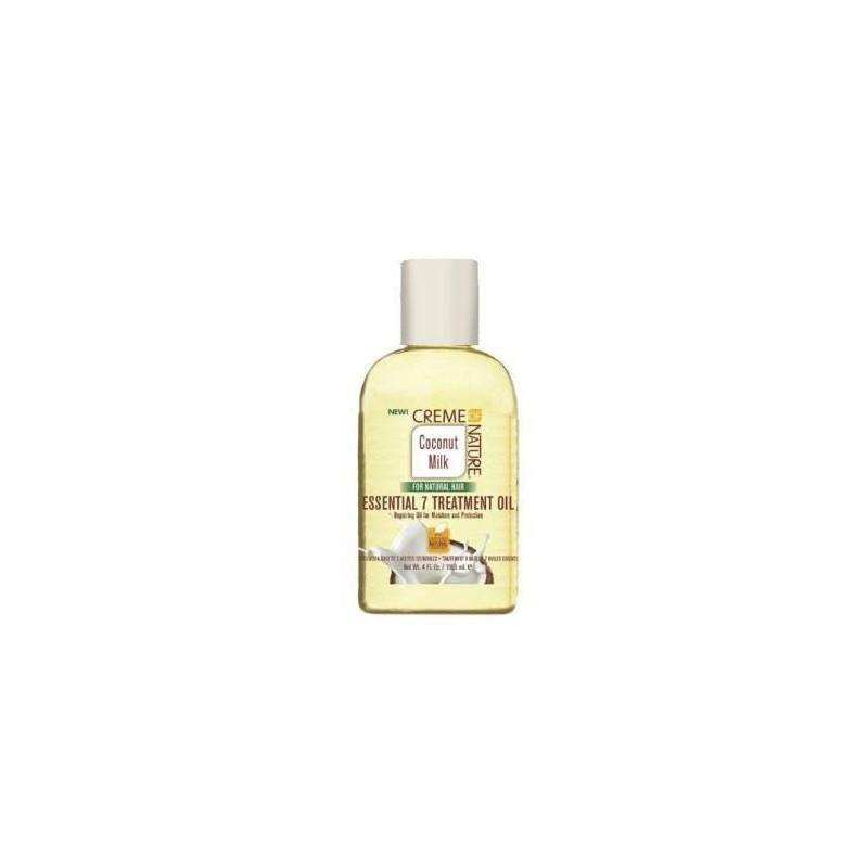 Coconut Milk Essential 7 Treatment Oil