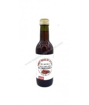 100% Huile de Piment Rouge de Cayenne Huile Capillaire de Croissance