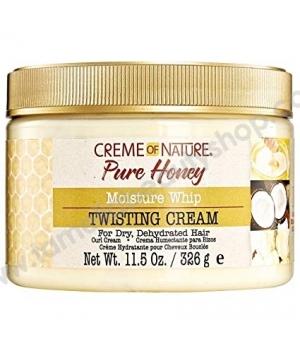 Pure Honey Crème hydratante pour Cheveux Bouclés