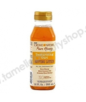 Pure Honey Lotion Texturisante pour les Boucles