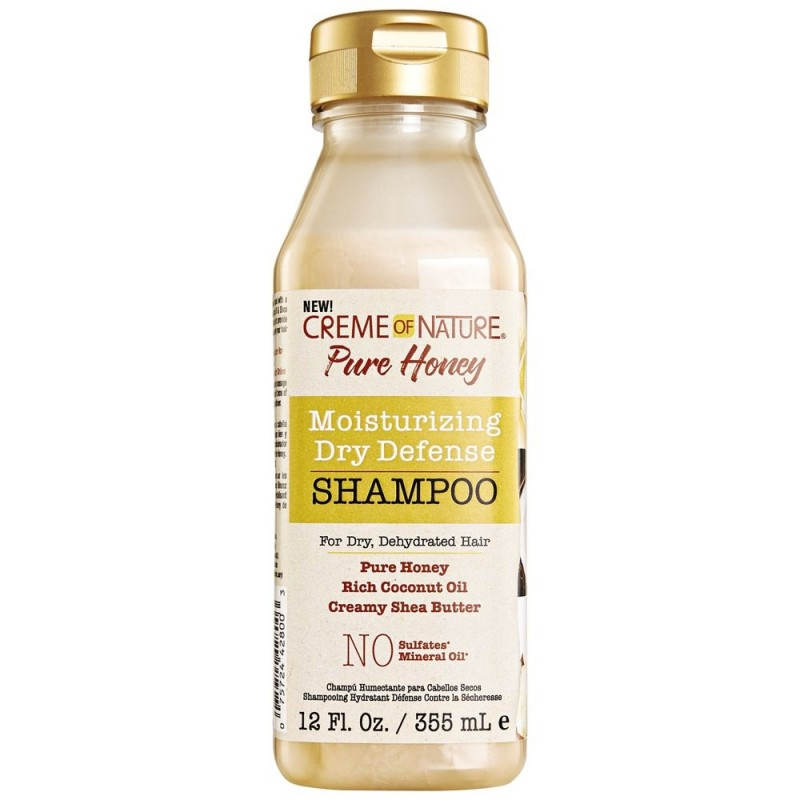 Pure Honey Shampooing Hydratant Défense contre la Sécheresse