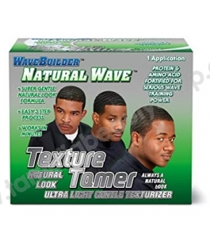 Natural Wave Texture Tamer