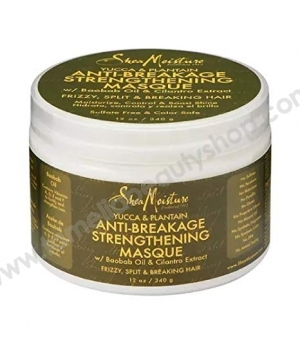 Yucca & Plantain Anti-Breakage Masque