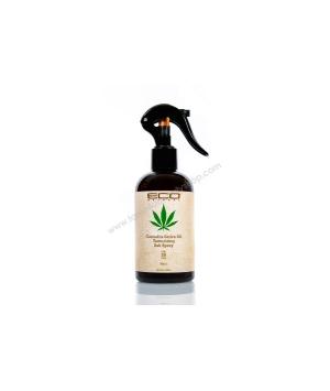 Spray de sel texturant à l'huile de cannabis Sativa