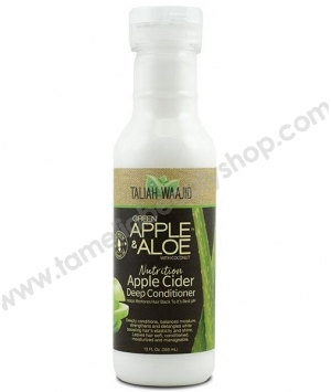 Green Apple & Aloe Cider Deep Conditioner - Revitalisant en Profondeur