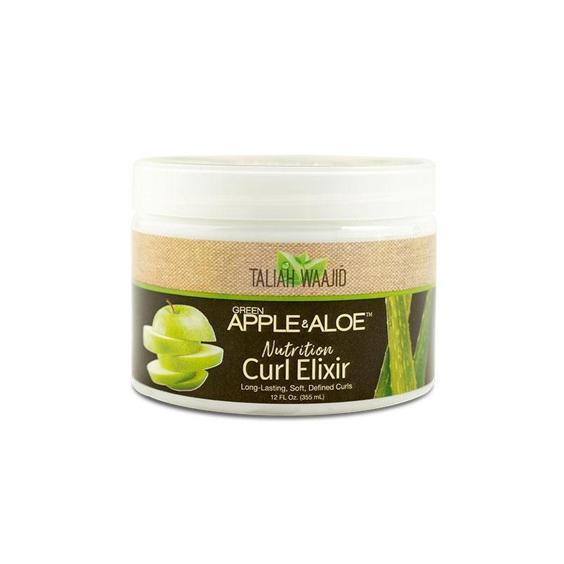 Green Apple & Aloe Curl Elixir